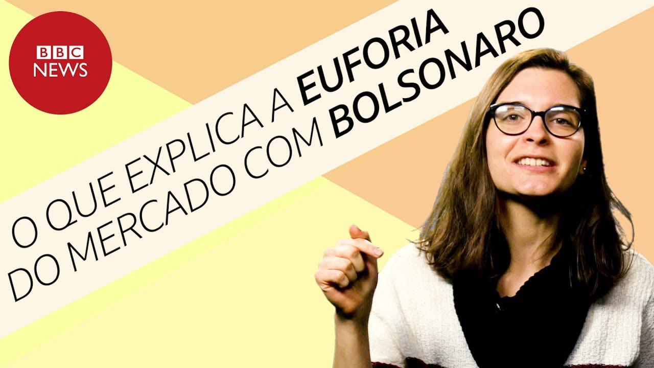 Eleições 2018: Por que Bolsonaro anima o mercado?