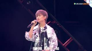 LiYuChun李宇春(Chris Lee):LiveMusic音乐战记2017《下个路口见》