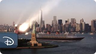Marvel Day at Sea | Disney Cruise Line