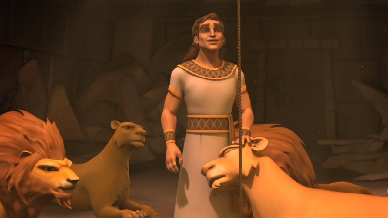 SUPERBOOK FR Saison 1 Episode 7 - A table les lions !