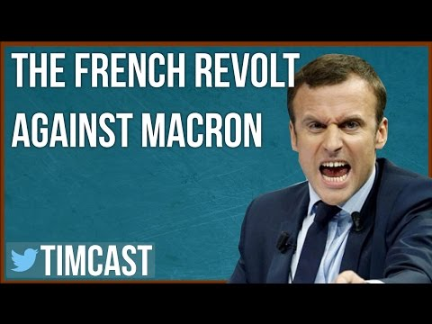 THE FRENCH REVOLT AGAINST MACRON