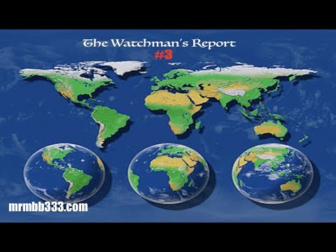 The Watchman's Report #3 - CAT 6 Hurricane? - Heatwave Causes Power Outages