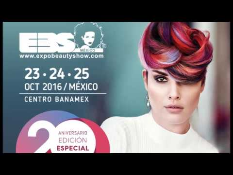 20 Aniversario de Expo Beauty Show 2016
