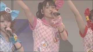 モーニング娘。コンサートツアー2012春 『ウルトラスマート』新垣里沙 光井愛佳 卒業スペシャル~