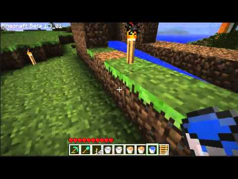 minecraft how to make a mob grinder