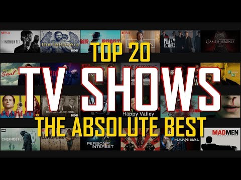 Top 20 BEST TV SHOWS to Watch Now! (The Best Series of the Decade)
