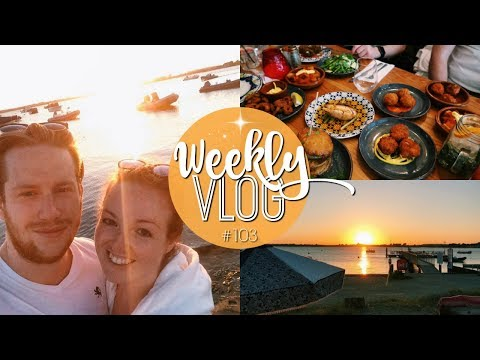 WEEKLY VLOG #103 | NEW ESCAPE ROOM! ♡ | Brogan Tate