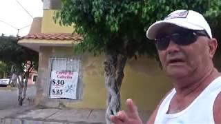Мазатлан(Мексика)Иду Пешком на ПЛЯЖ.