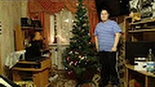 ВидеоУроки #4 - Как Установить и Собрать Искусственную Ёлку у Себя Дома?! От Дмитрия Невзорова !!!