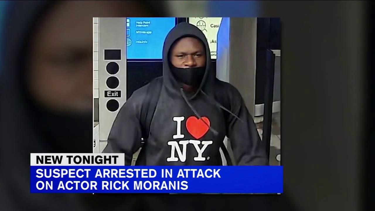 Rick Moranis assault suspect arrested in New York
