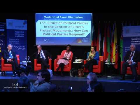 The Future of Political Parties in the Context of Citizen Protest Movements