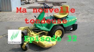 Tondeuse John Deere F525
