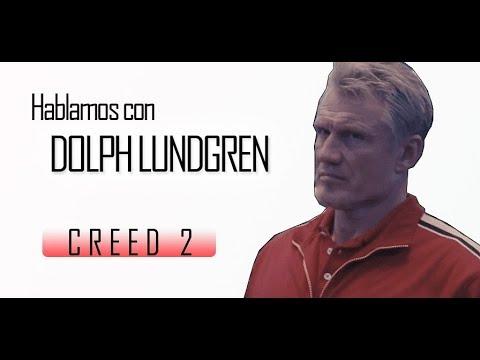 Download Entrevista con Dolph Lundgren, Ivan Drago en 'Creed 2'