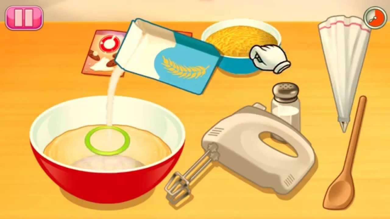 cooking in the kitchen games