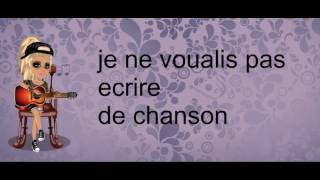 CLIP MSP LOVE YOURSELF JUSTIN BIBER VERSION FRANCAIS