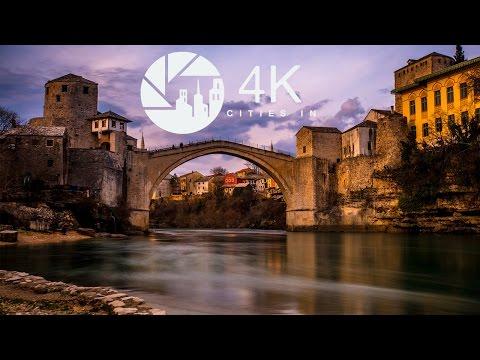 Mostar in 4K