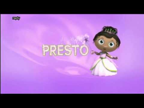 super why princess p
