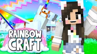 💙Ultimate UNICORNS! Rainbowcraft Ep.15
