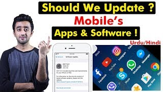Should  We Update Mobile Apps & Software ? Phone Tips & Tricks Urdu Hindi