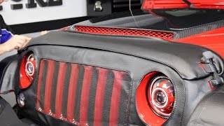 Covercraft Lebra For Jeep Wrangler