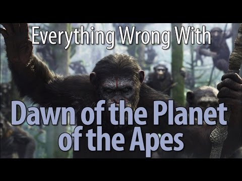 Everything Wrong With Dawn Of The Planet Of The Apes video