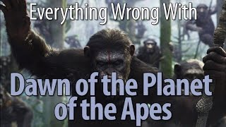 Video Everything Wrong With Dawn Of The Planet Of The Apes download MP3, 3GP, MP4, WEBM, AVI, FLV Oktober 2017