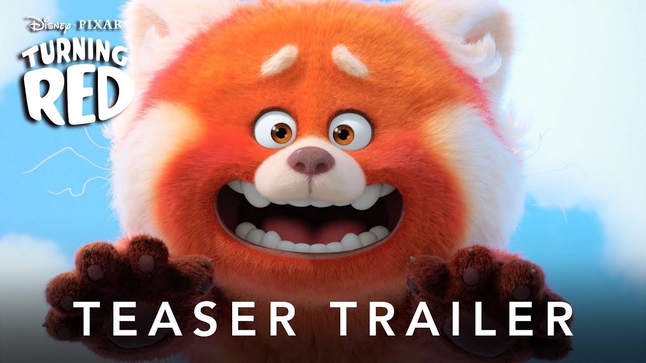 Turning Red: Gấu Đỏ Biến Hình trailer - Phim hoạt hình Pixar - DKKC: 2022