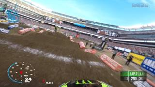 GoPro: Adam Cianciarulo Main Event 2017 Monster Energy Supercross from East Rutherford