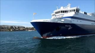 BLUE STAR NAXOS PAROS & Others Piraeus 2 Jun 2015