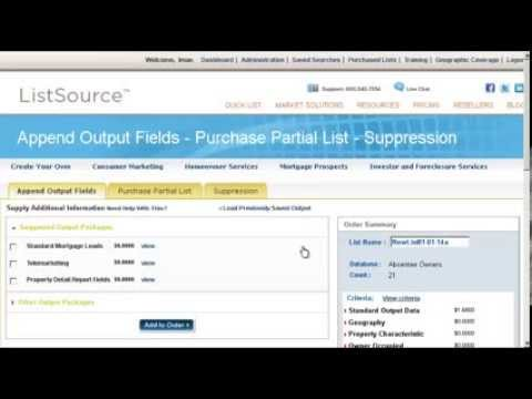 ListSource: How to SUCCESSFULLY Use ListSource to (Find Absentee Owners,  Free & Clear)