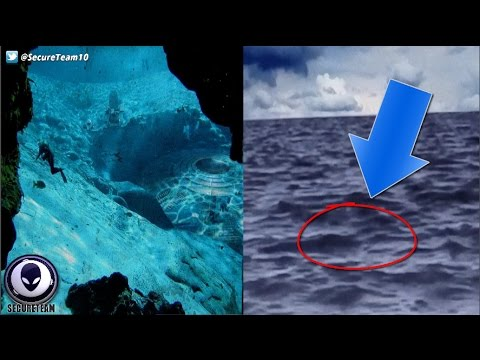 CREEPY Underwater Machine Sighted In Black Sea 11/20/16