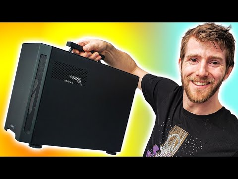 Building an EPIC Portable Gaming Rig