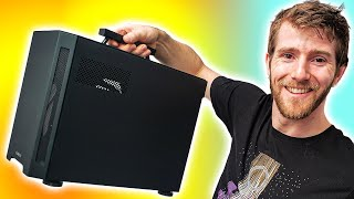 Building an EPIC Portable Gaming Rig at Home