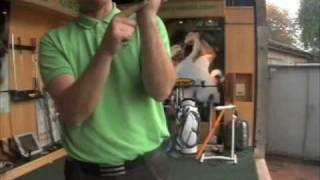 Golf Grip Lesson | Mark Crossfield