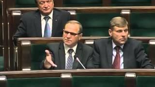 [289/430] Franciszek Jerzy Stefaniuk: Pani marszałek, zwierzyna jest własnością Skarbu Państ...