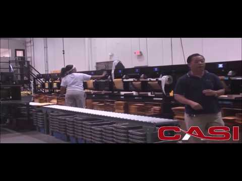 Pick to Belt and Sorting Conveyor Solutions