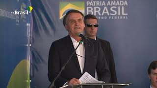 Discurso do Presidente Jair Bolsonaro em Petrolina PE