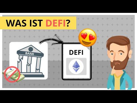 DeFi (Decentralized Finance) - Chance oder Risiko für unser Geld?