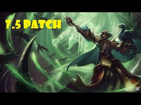 Autolykus Swain vs Gangplank - Top - Victory - Challenger Tier NA - patch 7.5 - Season 7