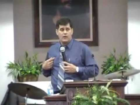 Message Of The Hour. Brother Jason Watkins at Brother Fred Mullins Feb-24-2013