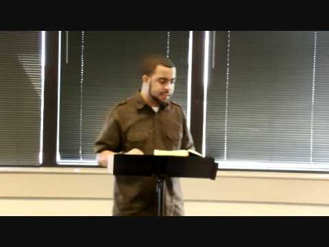 """""""The Takeover"""" Part 1 - Pastor Adrian Hines"""