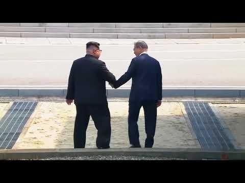 From 'rocket man' to 'honourable': Donald Trump on Kim Jong Un
