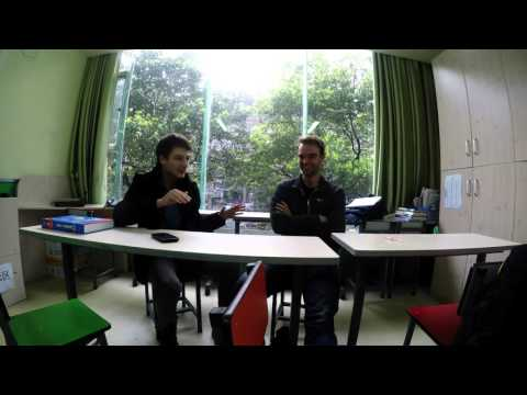 Interview with TEFL teacher Oliver teaching English in Guiyang, China