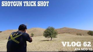 SHOTGUN TRICK SHOT VLOG 62