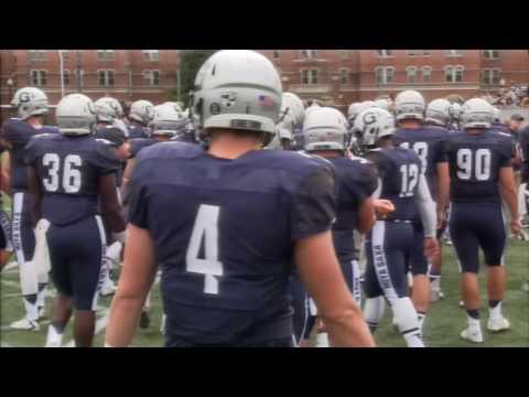 Emory Hunt Commentary - Georgetown vs Davidson Broadcast (Sept 2016)