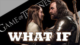 Game of Thrones WHAT IF: Sansa Leaves With The Hound at Blackwater Bay