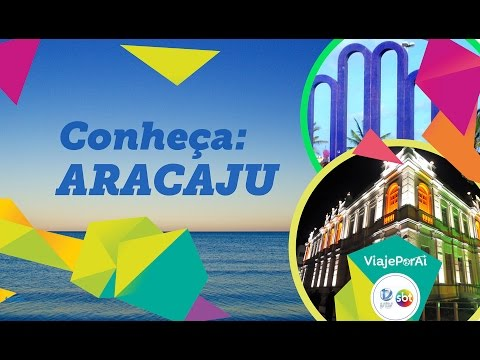 Viaje por ai foi até Aracaju. Confira!