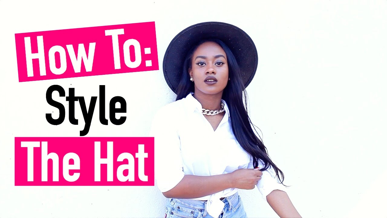 How To: 3 Ways to Style a Fedora for Women