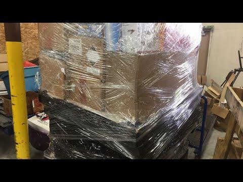 6 tgt liquidation pallets: unboxing part 3 of 3