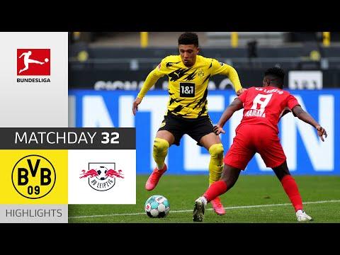 Borussia Dortmund RB Leipzig Goals And Highlights